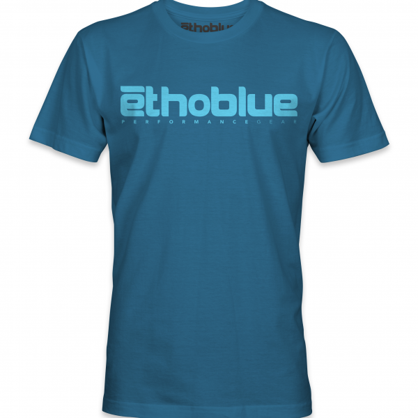 Ethoblue Classic Logo Dark Teal Front