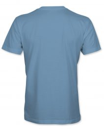 Ethoblue verticle Logo Steel Blue Back