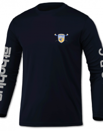 TCRC Long Sleeve Navy